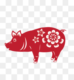 chinese zodiac pig clipart Chinese zodiac Pig