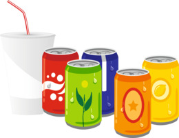 Coca-Cola Orange Soft drink Diet Coke - Soda Can png download - 1600*1335 - Free ...