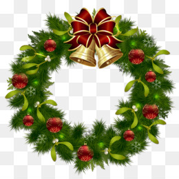 christmas wreath clipart Christmas Wreaths Clip art