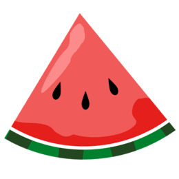 Watermelon Clip Art Black And White Clipart About 45 Free