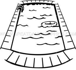 Download Pool Black And White Clipart Swimming Pools Clip Art