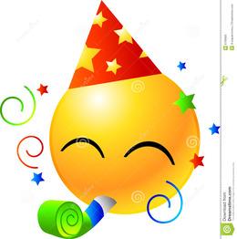 Emoticon Birthday Emoji Leaf Png Clipart Free Download