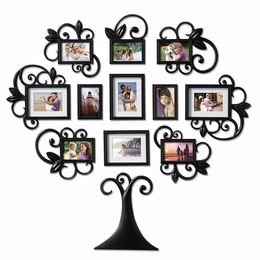Download Family Tree Collage Frame Clipart Picture Frames