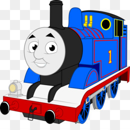 Download Thomas The Train Png Clip Art Clipart Rail Transport