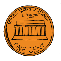 penny clipart about 26 free commercial noncommercial clipart rh kissclipart com USA Coins Clip Art Quarter Clip Art