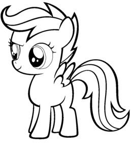 Scootaloo Pony Deviantart Illustration Scootaloo Transparency And