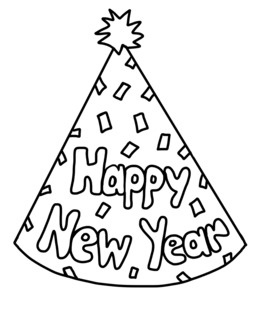 download new year party hat clipart party hat new years eve