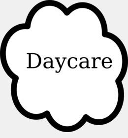 clip art daycare van clipart Black and white Child care Clip art