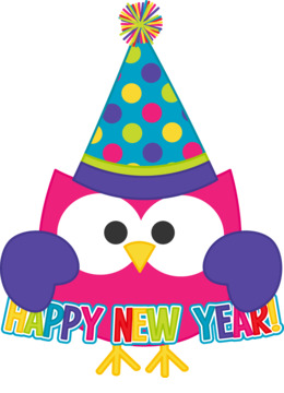 Funny Happy New Year clipart - About 26 free commercial ...