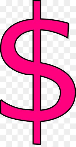 Dollar sign pink. Download emoji money