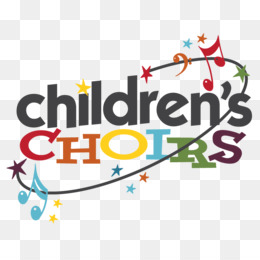 children's church choir clipart Logo children's choir