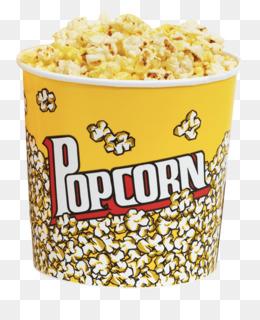popcorn transparent clipart Kettle corn Caramel corn Popcorn