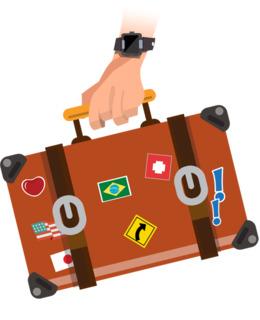 clip art tourist png clipart Tourism Travel Clip art