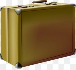 suitcase clipart Suitcase Baggage Clip art