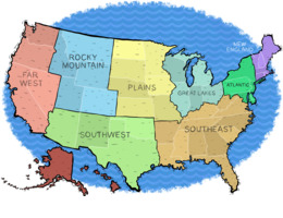 United States of America clipart Road trip Travel Indiana