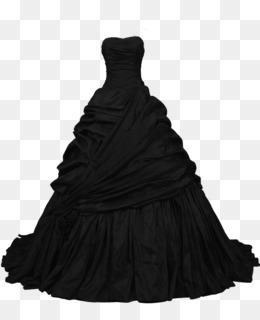 transparent background ball gown clipart Wedding dress Ball gown