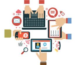 digital marketing clipart Digital marketing Clip art