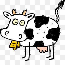 无牛夹牛肉牛荷斯坦弗里西亚牛夹艺术