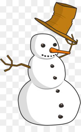zimní básničky clipart Snowman Clip art
