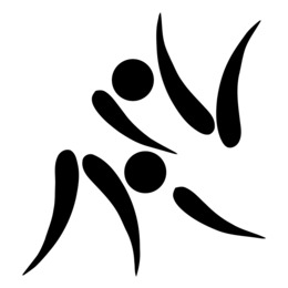 olympic judo logo clipart Summer Olympic Games Judo