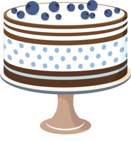 Cupcake clipart Cupcake Heaven Bakery