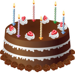 Cupcake Cake Food Dessert Graphics Birthday Illustration Png