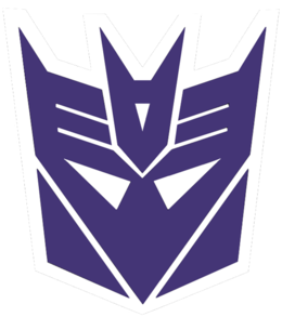 download decepticon logo png clipart optimus prime decepticon autobot