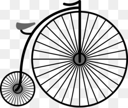 penny farthing bicycle clipart Penny-farthing Bicycle Clip art
