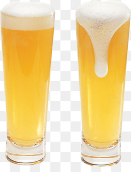 glass of beer transparent clipart Beer Glasses