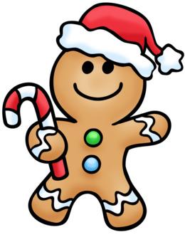 Download Gingerbread Man Clipart Clip Art