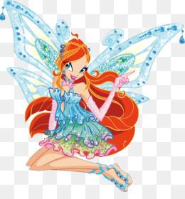 Download Bloom Enchantix Clipart Stella Flora