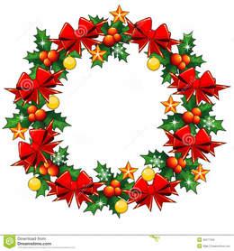 jpg - Beach Christmas Wreath
