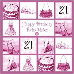 Special Birthday Gifts For Twin Sister Gift Ideas