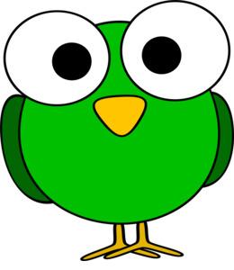 bird eyes cartoon clipart Bird Googly eyes Clip art