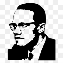 Download Malcolm X Clipart Coloring Book African Americans