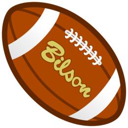 football clip art clipart Rugby Balls Clip art