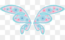 Download Winx Club Bloom Believix Wings Clipart In You Musa