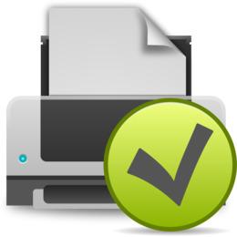 Printer clipart Printer Laser printing Ink