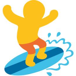 surfer cartoon transparent clipart Surfing Clip art