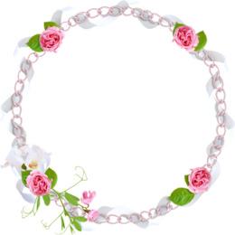 Download pink flower border clipart flower clip art flowerrose download pink flower border clipart flower clip art flowerrosenecklace clipart free download mightylinksfo