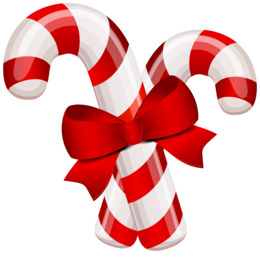 candy cane grams clipart Candy cane Stick candy Ribbon candy