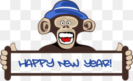 funny happy new year 2018 clipart new years day clip art