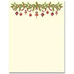 Christmas Border Paper Clipart Printing And Writing Day