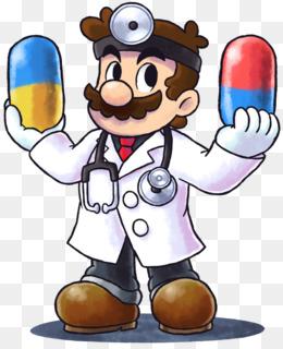 马里奥博士马里奥马里奥和路易吉:超级明星传奇超级粉碎兄弟。任天堂3DS和Wii U