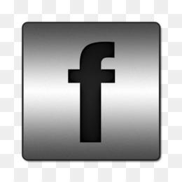 钢制脸书图标