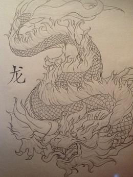 download ancient chinese dragons drawings clipart dragon china sketch