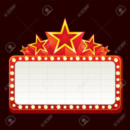 Download Movie Theater Sign Clipart Cinema Clip Art