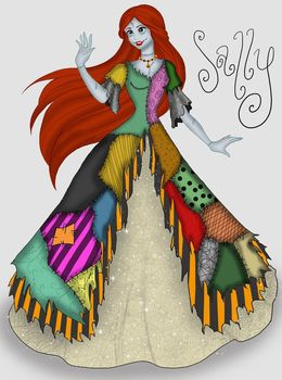 download nightmare before christmas sally wedding dress clipart jack skellington wedding dress