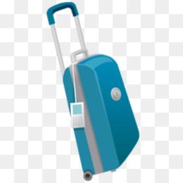 矢量手提箱夹式手提箱