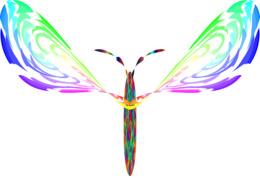 翅膀剪辑蝴蝶剪辑艺术
